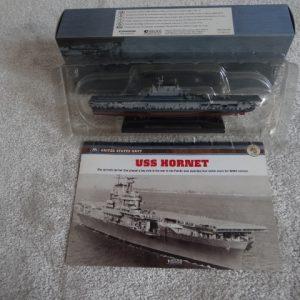 Atlas Editions Replica Model Ship USS Hornet No. 7 134 111