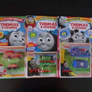 Thomas the Tank Engine Activity Comics x 3