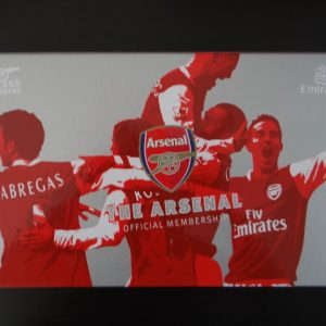 The Arsenal Official Membership Season Pack 2007 - 2008
