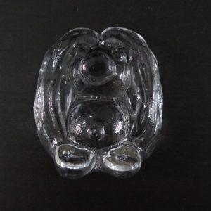 Glass Troll Figure, believed to be Bergdala